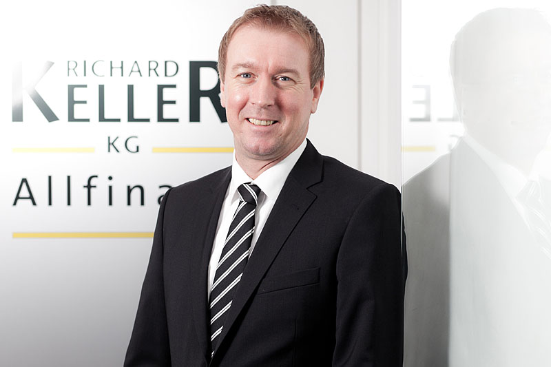 Keller KG Business Portrait